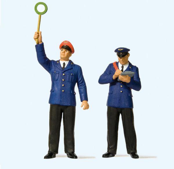 Aufsichtsbeamter, Zugführer
