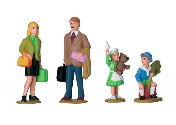 Figurenset Familie / lgb 53004