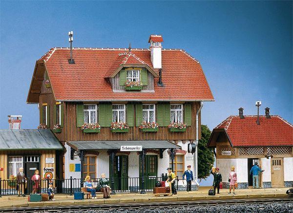 Bahnhof Schönweiler / pola 330901