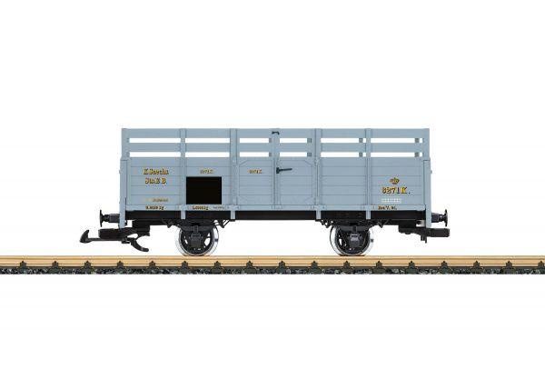 Off. Güterwagen K.Sächs.St.E. / LGB 40032