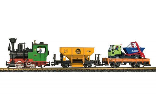 Güterzug Start Set Snd 230V / lgb 70403