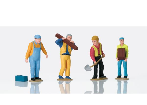 Figurenset Arbeiter / LGB L53005
