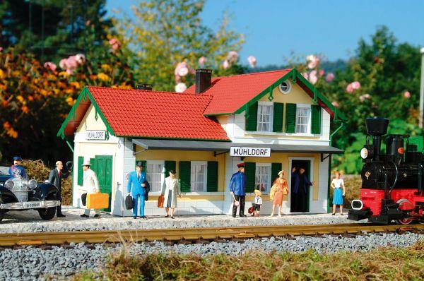 Bahnhof Mühldorf / piko 62029