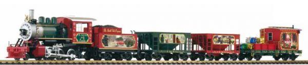 G-Start Set Güterzug Weihnachten mit Sound EU / Piko 37122