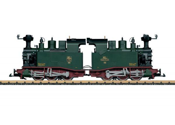 Dampflok sächsische IIK / LGB 20990