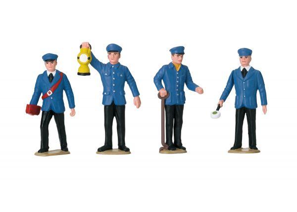 Figurenset Bahnpersonal Deuts / lgb 53001