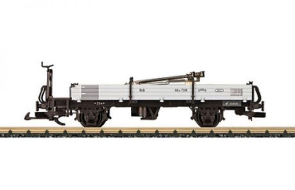 Niederbordwagen RhB / LGB 40099