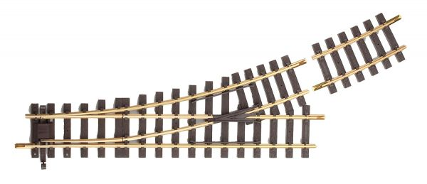 G-Weiche links, R5 22,5° / piko 35222