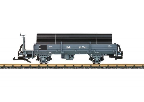 Niederbordwagen RhB / lgb 40092