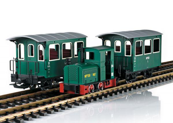 Diesellok MPSB / LGB L25911