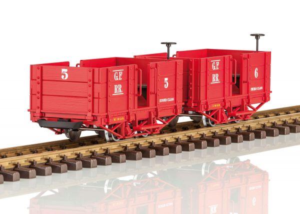 Personenwagen-Set Grizzly Fla / lgb 32441