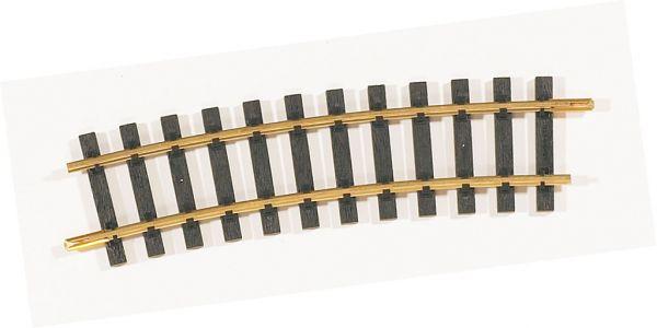 G-Bogen R5 1.243 mm, 15° VE12 / piko 35215