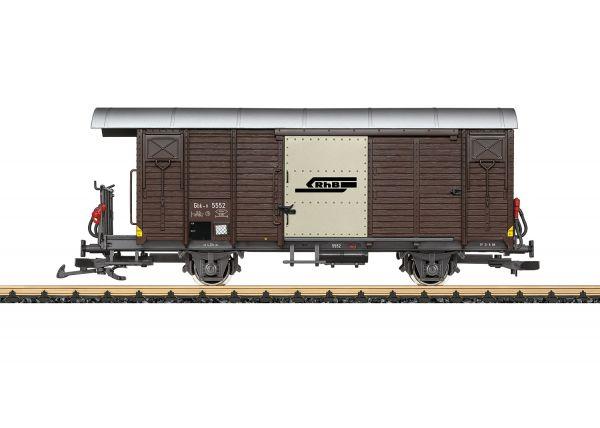 Ged. Güterwagen RhB / lgb 43813
