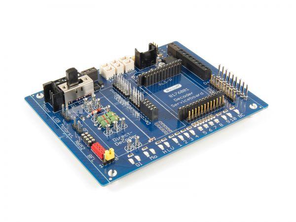 Decoder Serviceboard / 8176001