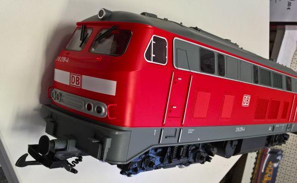 Piko 37500 BR218, gebraucht, neuwertig
