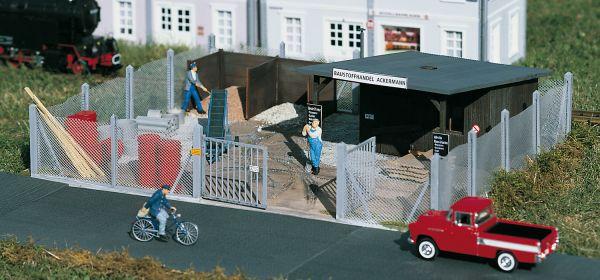 Baustoffe Ackermann / piko 62055