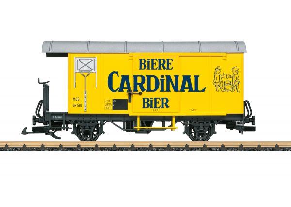 Gedeckter Güterwagen GK Card / LGB 40284