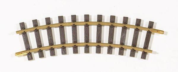 12 Stück G-Bogen R1 600 mm, 30 Grad VE12